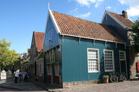 Oldest Wooden House