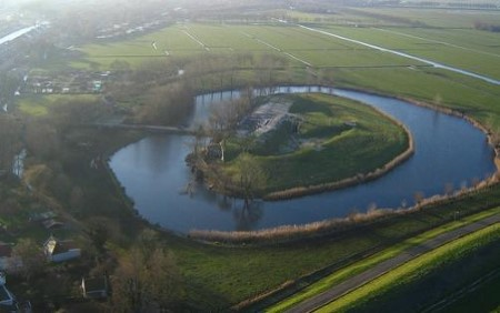 Fort near Edam
