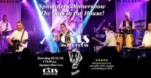 The Cats in the house - Dinnershow Art Hotel Spaan