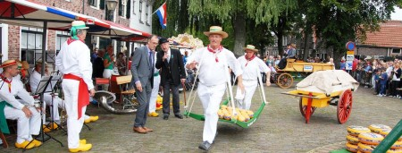 Cheesemarkets Edam 2018