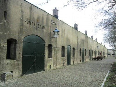 Guided tour Fort near Edam