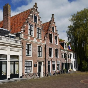 City Walk - Stadswandeling Edam
